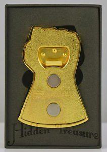 PRÉ VENDA:  Abridor de Garrafa Manopla do Infinito: Vingadores Guerra Infinita - Diamond select toys
