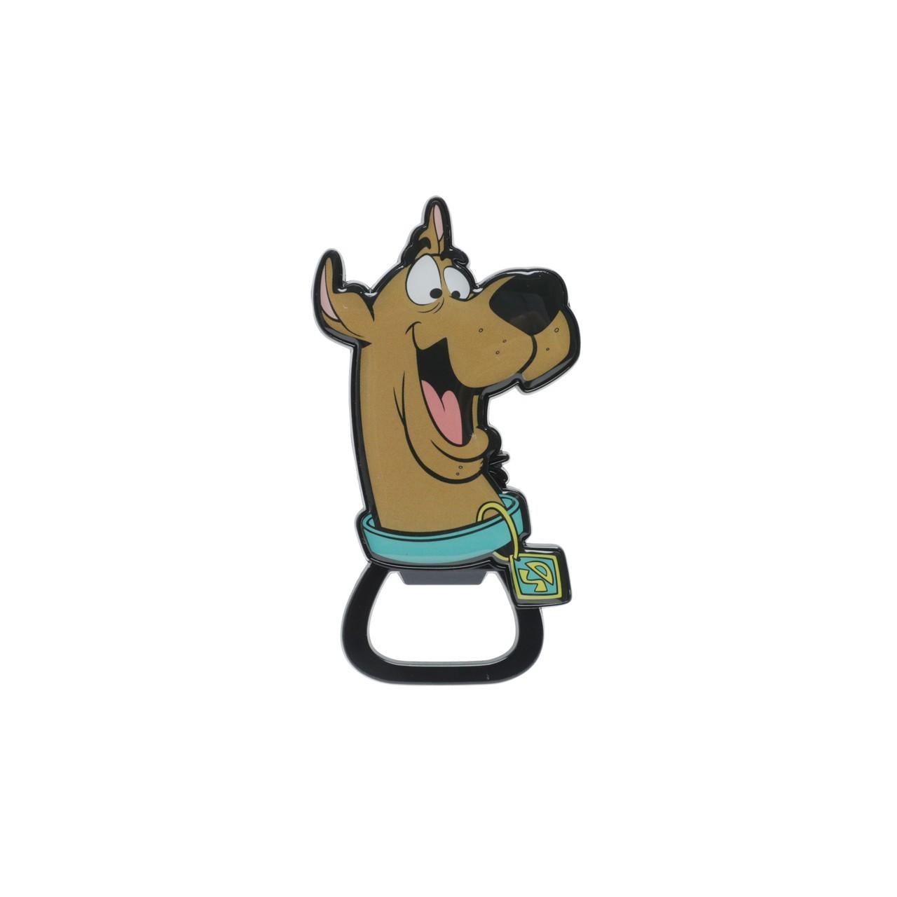Abridor de Garrafa Scooby Doo - Preto