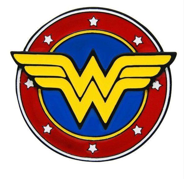 Abridor de Garrafa Wonder Woman (Mulher Maravilha) Logo