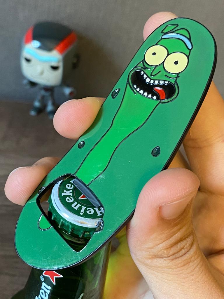 Abridor de Garrafas: Pickle Rick: Rick and Morty