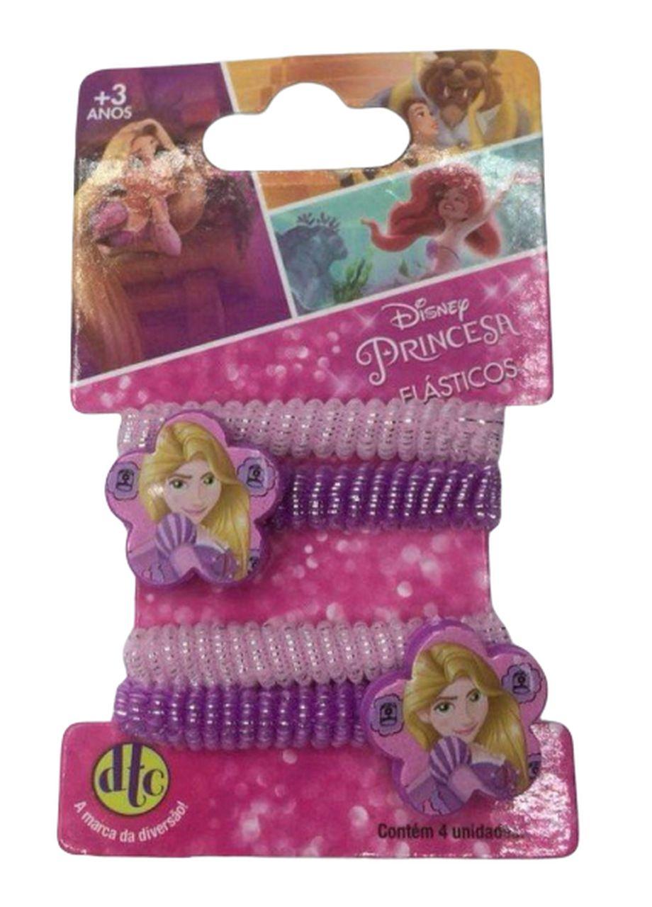 Acessório Princesas Disney: Elásticos Rapunzel - DTC