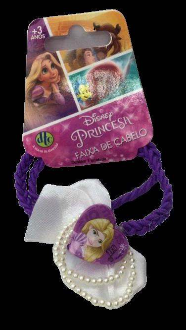 Acessório Princesas Disney: Faixa de Cabelo Rapunzel - DTC