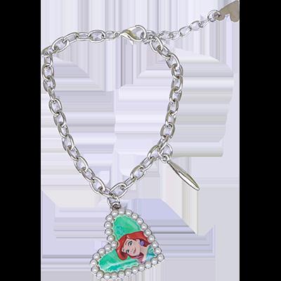 Acessório Princesas Disney: Pulseira Ariel (A Pequena Sereia) - DTC
