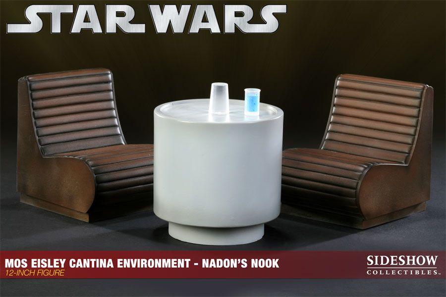 Acessório The Mos Eisley Cantina: Star Wars  Escala 1/6 - Sideshow Collectibles