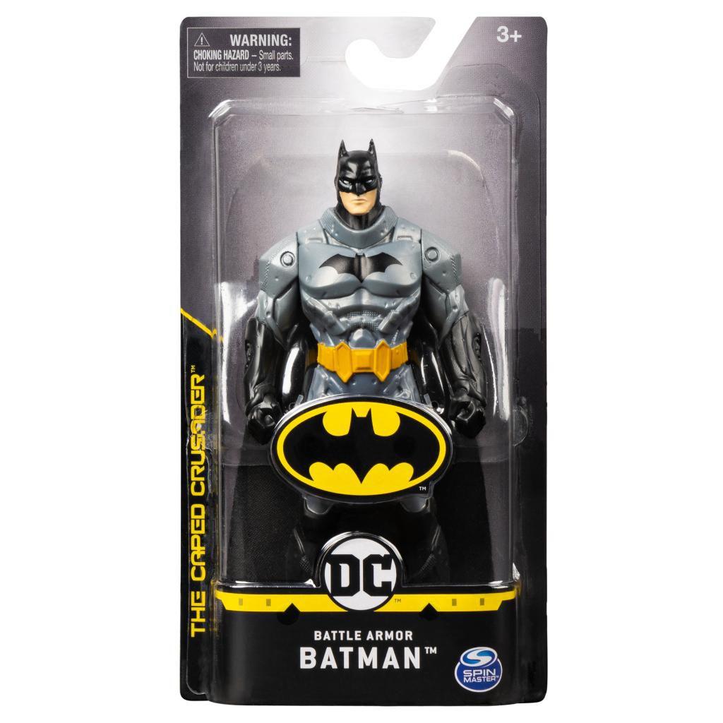 Boneco: Batman Armadura de Batalha - DC Comics - Sunny