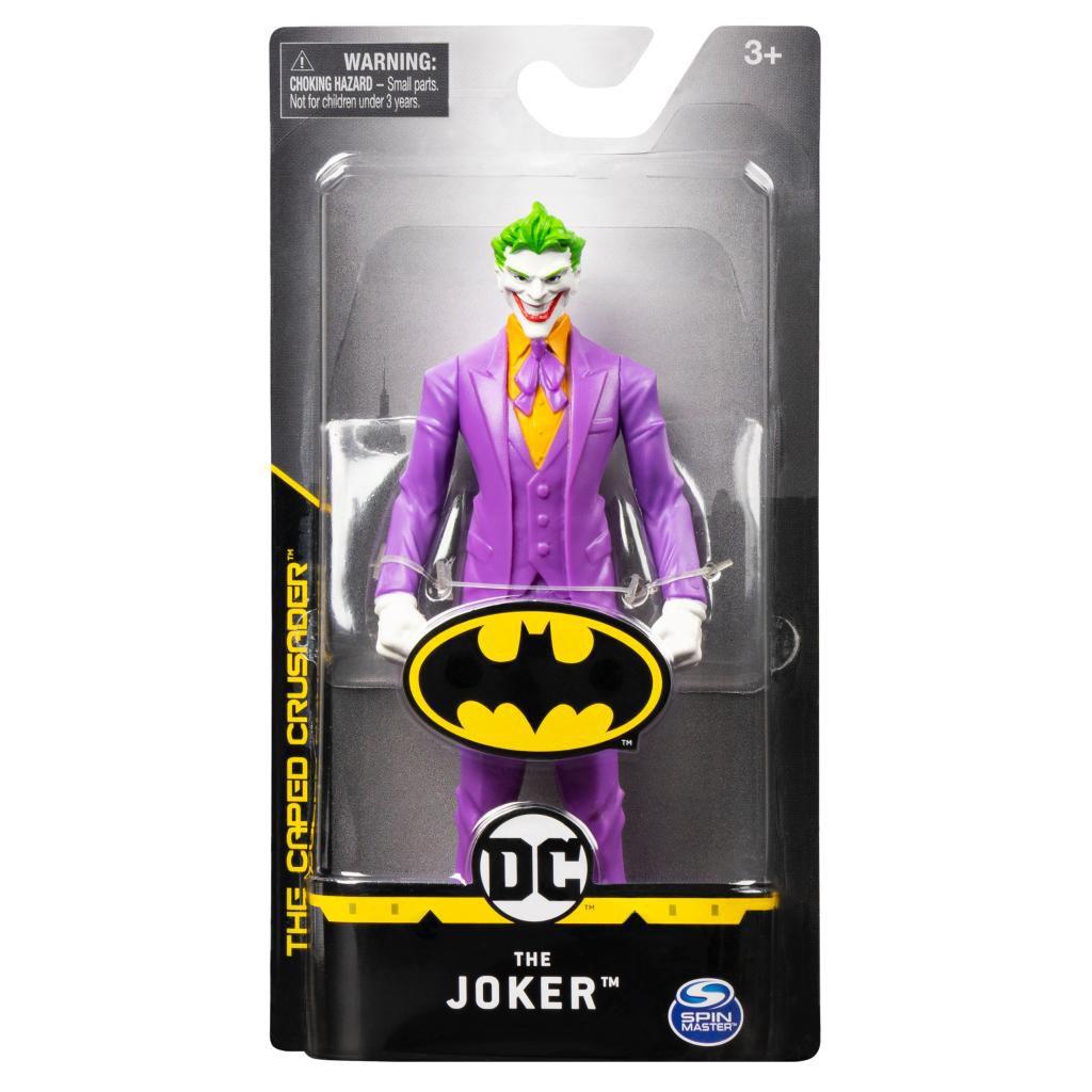 Boneco: Coringa: (Joker): Batman - DC Comics - Sunny