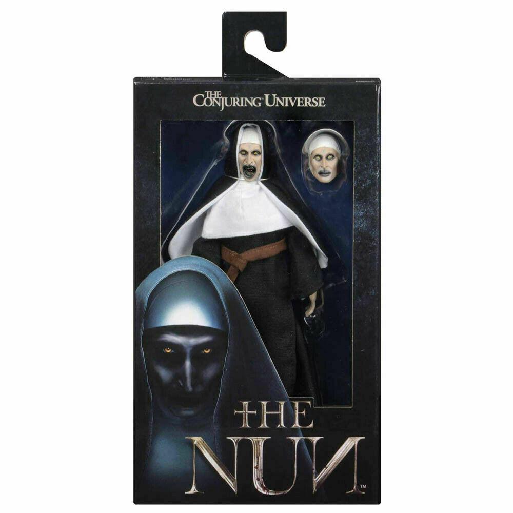 Action Figure A Freira The Nun: Universo Invocação do Mal The Conjuring Universe - Neca