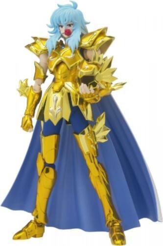 Action Figure Afrodite de Peixes (Pisces Afrodite): Os Cavaleiros do Zodíaco (Saint Seiya) Cloth Myth EX - Boneco Colecionável - Bandai