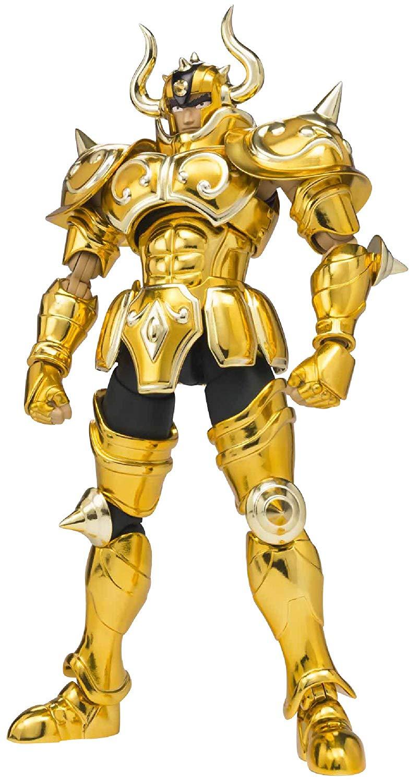 Action Figure Aldebaran de Touro (Taurus Aldebaran): Os Cavaleiros do Zodíaco (Saint Seiya) Cloth Myth EX - Bandai