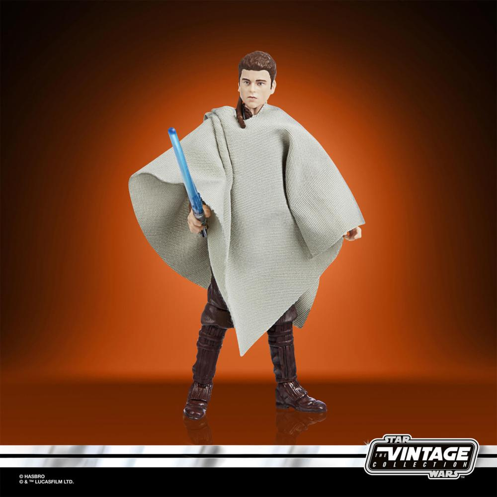 Action Figure Anakin Skywalker: Star Wars Ataque dos Clones (Attack Of The Clones) The Vintage Collection - Hasbro