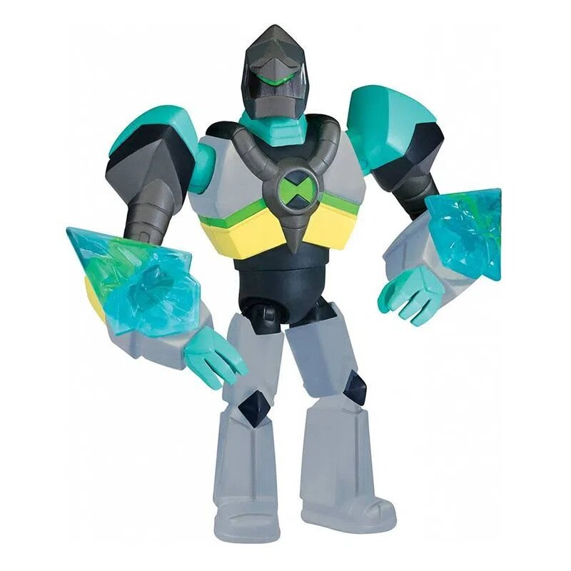 Action Figure Armadura Omni-kix Diamante: Ben 10 - Sunny
