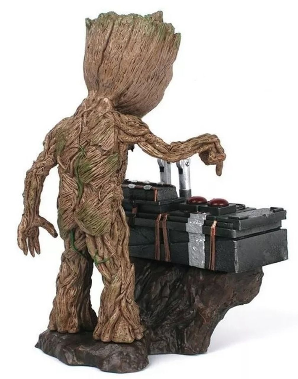 Action Figure Baby Groot (Detonador): Guardiões da Galáxia Vol. 2 (Guardians of the Galaxy Vol. 2)