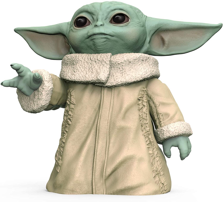Action Figure Grogu ''Baby Yoda'' (The Child): The Mandalorian (Star Wars) - Hasbro