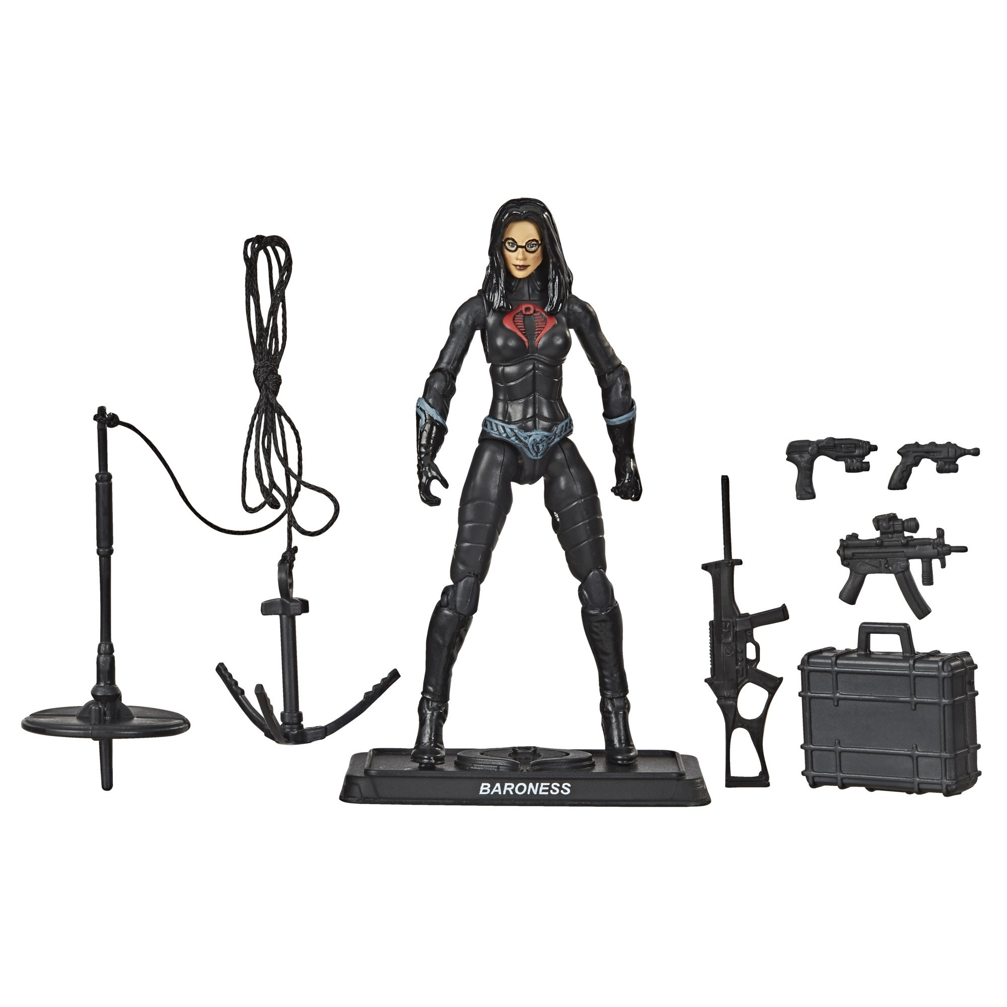 Action Figure Baronesa Baroness: G.I Joe - Hasbro