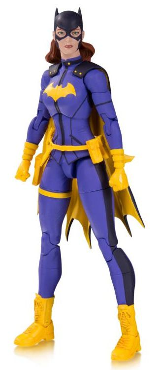 Action Figure Batgirl: DC Essentials Boneco Colecionável - DC Collectibles (Apenas Venda Online)