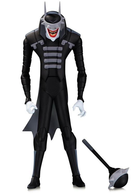 PRÉ VENDA: Action Figure Batman: Batman O homem que ri (The Batman Who Laughs) DC Comics - DC Collectibles
