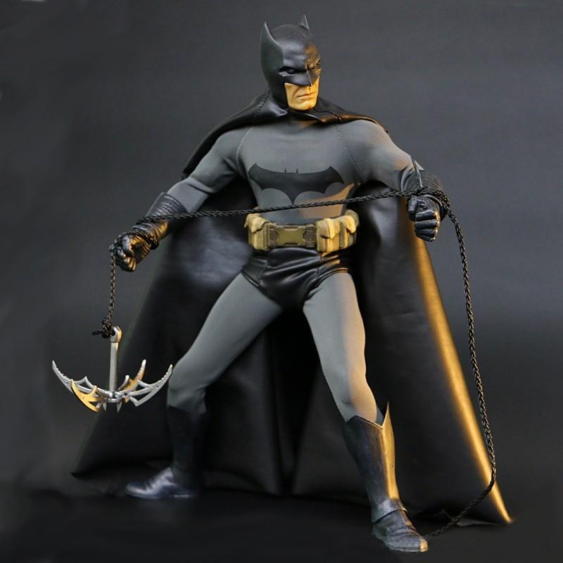 Action Figure Batman: DC Comics Escala 1/6 - Crazy Toys