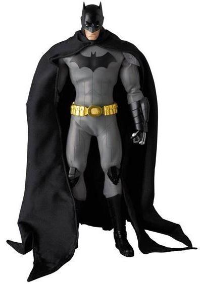 Action Figure Batman: Dc New 52 - RAH (Real Action Heroes) Boneco Colecionável - Medicom
