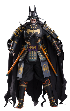 Action Figure Batman Ninja: Batman Ninja (Deluxe War Version) Escala 1/6 - Star Ace