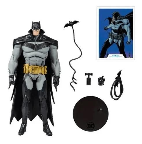 Action Figure Batman O Cavaleiro Branco (Batman White Knight): DC Multiverse - McFarlane Toys