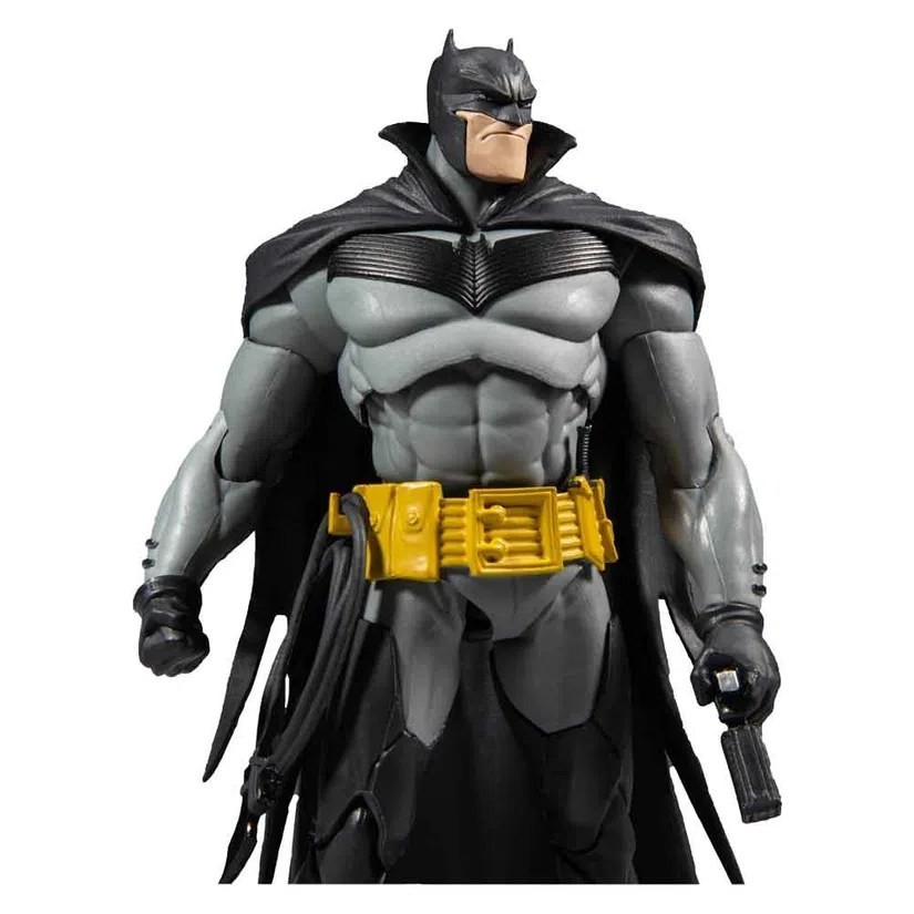 Action Figure Batman O Cavaleiro Branco (Batman White Knight): DC Multiverse - McFarlane Toys