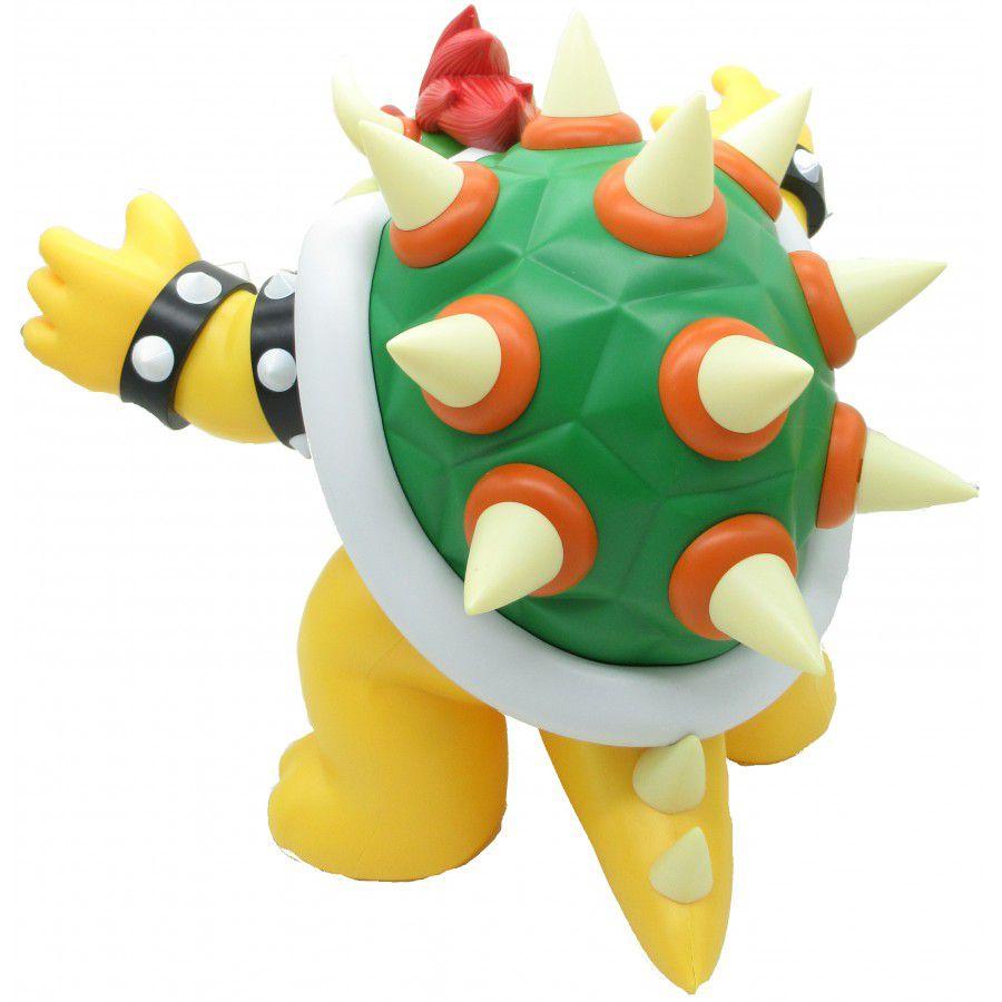 Action Figure Bowser: Super Mario Bros (Boneco Colecionável) - Taito