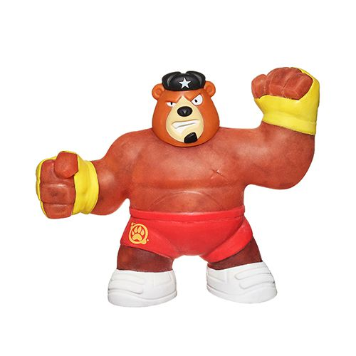 Action Figure Brawler: Heroes of Goo Jit Zu - Sunny