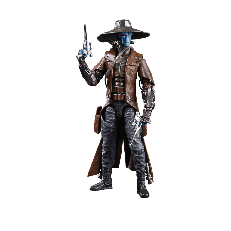 Action Figure Cad Bane: Star Wars The Black Series The Clone Wars E9359 - Hasbro