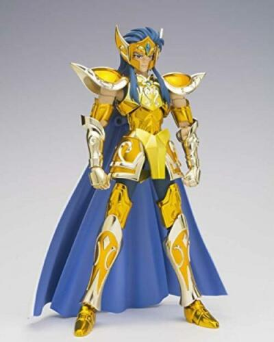 Action Figure Camus de Aquário (Aquarius Camus): Os Cavaleiros do Zodíaco (Saint Seiya) Cloth Myth EX - Boneco Colecionável - Bandai