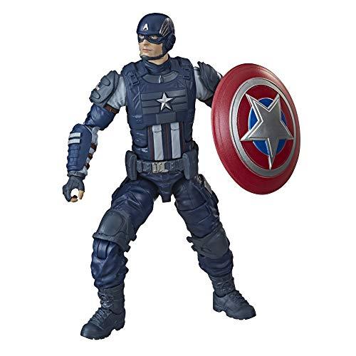 Action Figure Capitão América: (Marvel Legends Series)