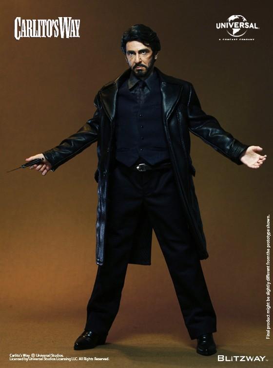 Action Figure Carlito Brigante: Carlito's Way Limited Edition Escala 1/6  - Blitzway