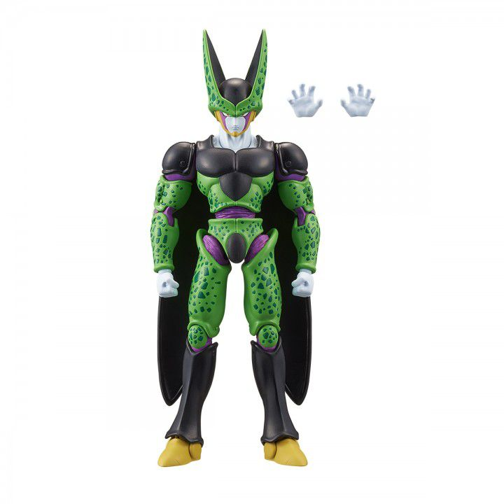 Action Figure Cell Final Form: Dragon Ball Z (Dragon Stars Series) Boneco Colecionável - Bandai
