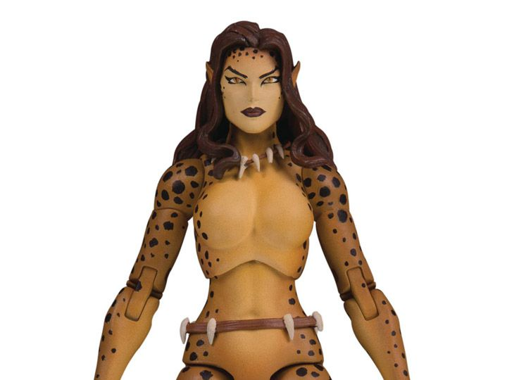 Action Figure Cheetah: DC Essentials - Boneco Colecionável - DC Collectibles (Apenas Venda Online)