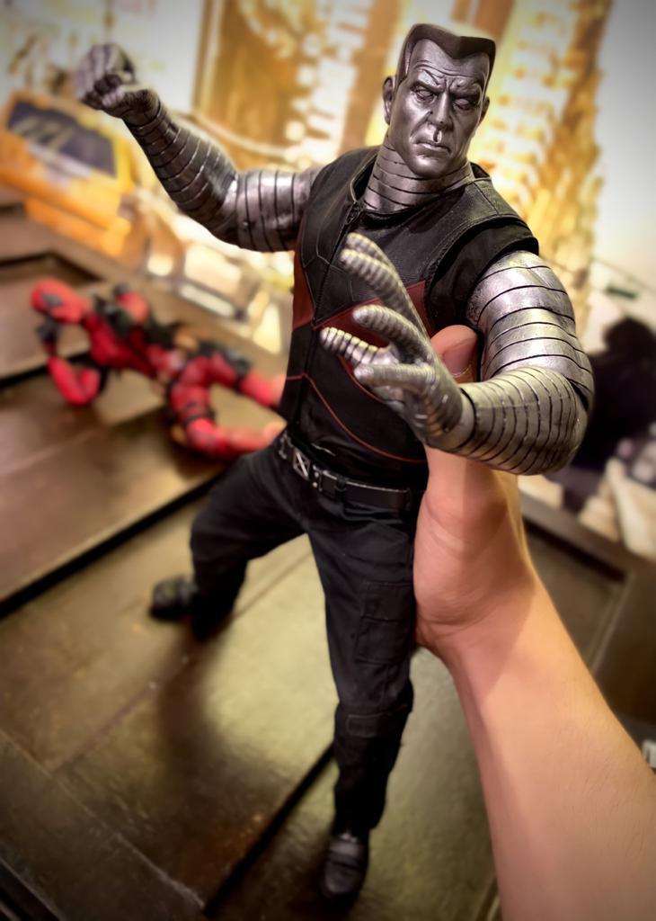 Action Figure Colossus (The Stell): Deadpool 2 (Escala 1/6) (TE013) - Toys Era