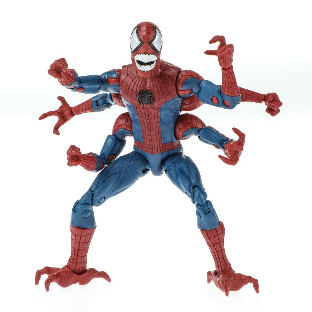 Action Figure Contraparte Aranha (Doppelganger Spider-Man): Homem-Aranha (Spider-Man) Marvel Legends Series - Hasbro