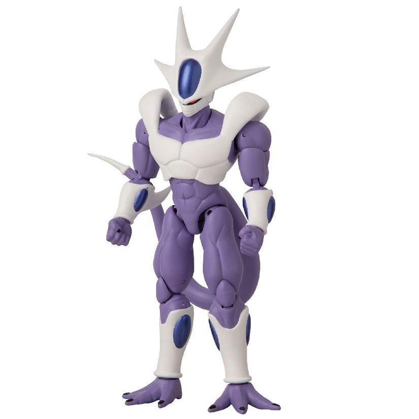 Action Figure Cooler Forma Final: Dragon Ball Super (Dragon Stars Series) Anime Mangá - Bandai