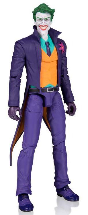 Action Figure Coringa (Joker): DC Essentials - Boneco Colecionável - DC Collectibles (Apenas Venda Online)