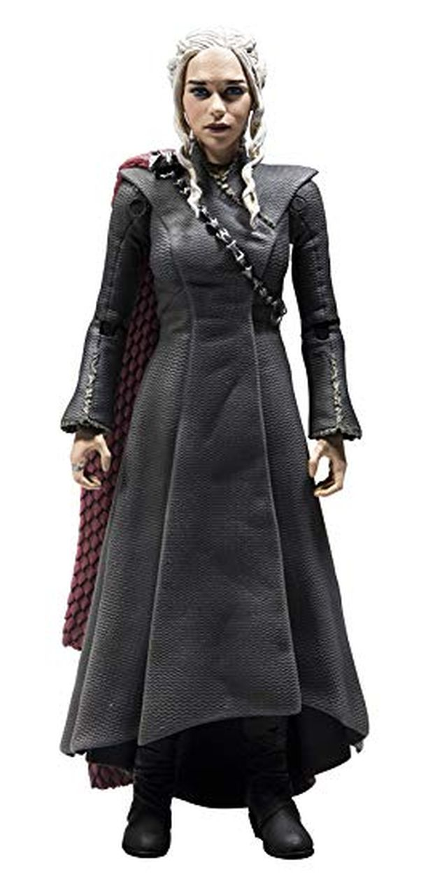 Action Figure Daenerys Targaryen : Game of Thrones - Boneco Colecionável - McFarlane