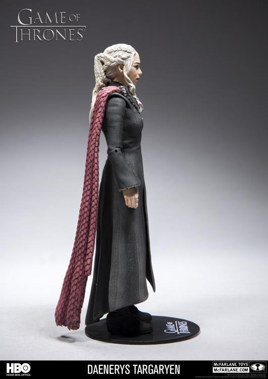 Action Figure Daenerys Targaryen : Game of Thrones - Boneco Colecionável - McFarlane