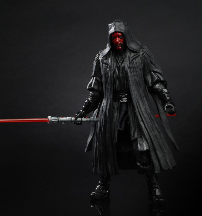 Action Figure Darth Maul: Star Wars (Black Series Archive) - Boneco Colecionável - Hasbro Inc