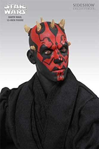 Action Figure Darth Maul: Star Wars '' Duel Naboo'' Escala 1/6 - Sideshow  (PRODUTO SEM CAIXA)