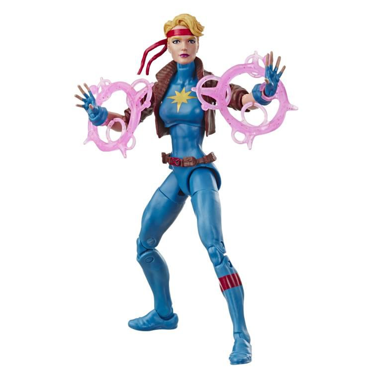 Action Figure Dazzler: The Uncanny X-Men Marvel Legends (80th Anniversary) Boneco Colecionável - Hasbro