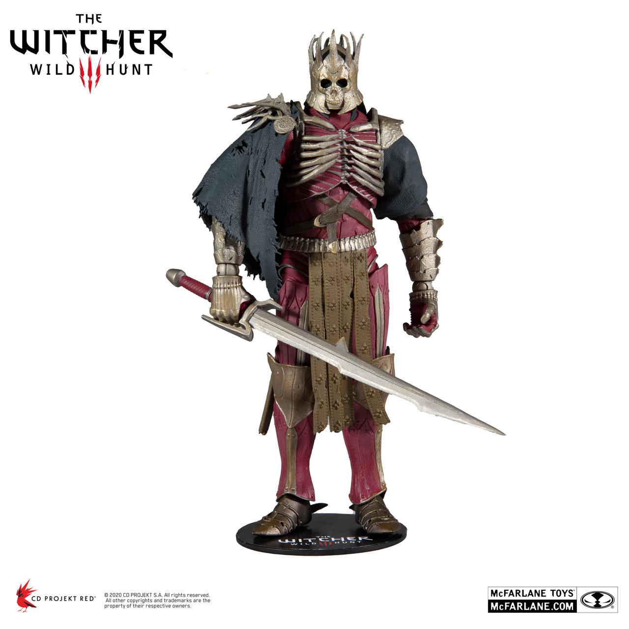 Action Figure Eredin Bréacc Glas: The Witcher 3 Wild Hunt 31 cm - MCFarlane Toys