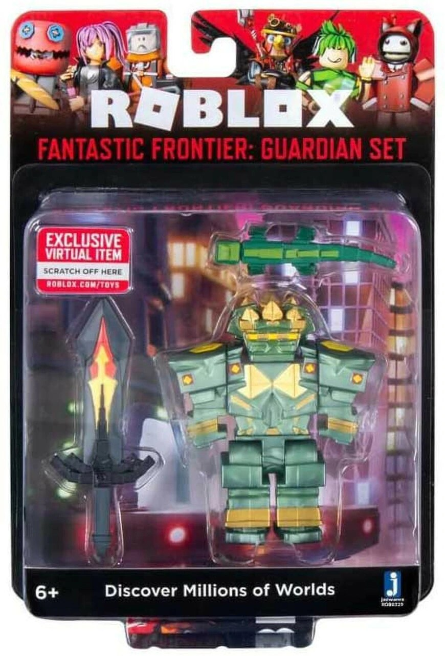Action Figure Fantastic Frontier (Guardian Set) Discover Millions of Worlds: Roblox - Sunny