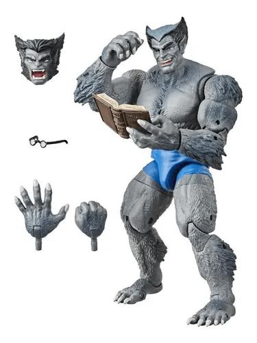 Action Figure Fera (Beast): The Uncanny X-Men Marvel Legends (Classico)  - Hasbro