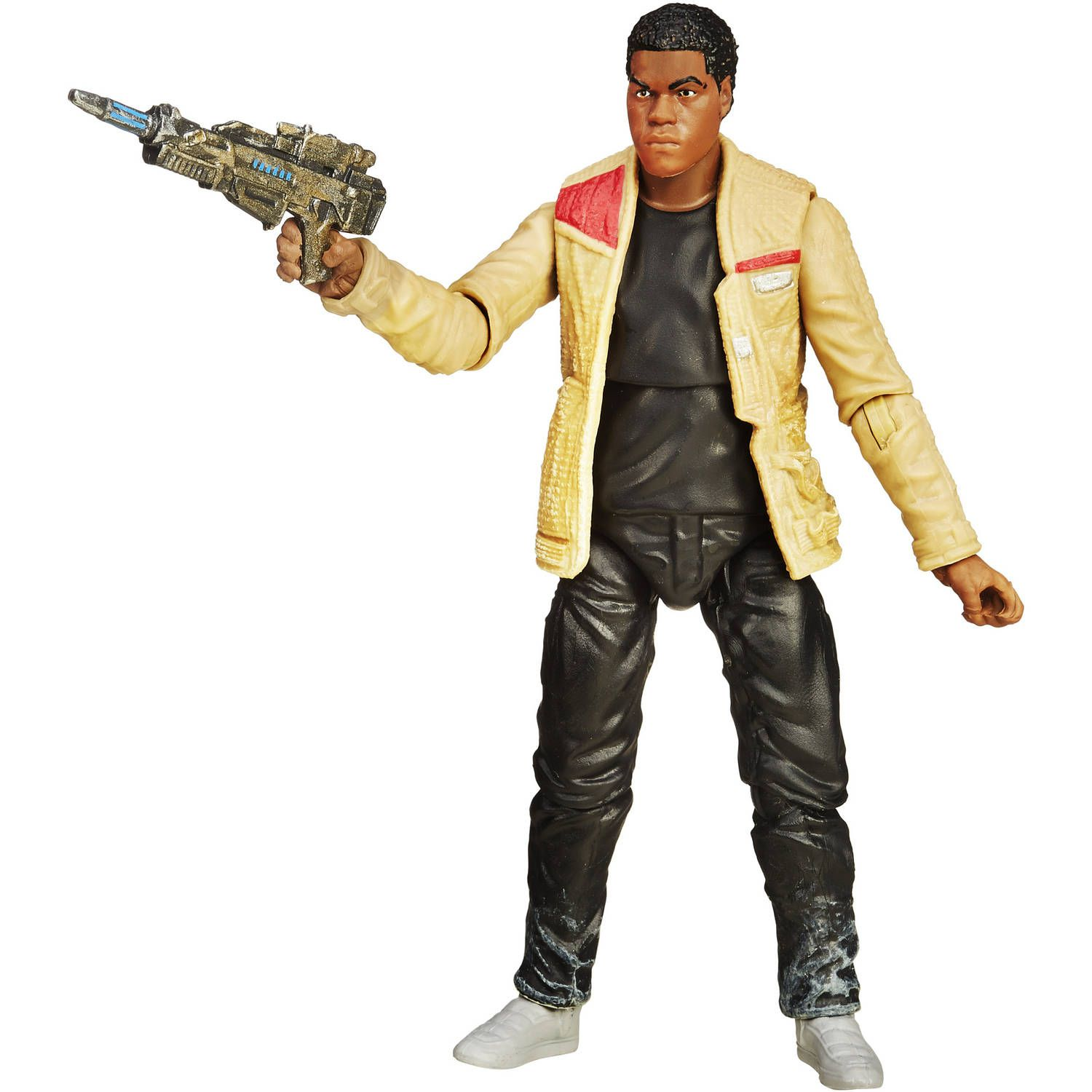 Action Figure Finn (Jakku): Star Wars (The Black Series) - Boneco Colecionável - Hasbro