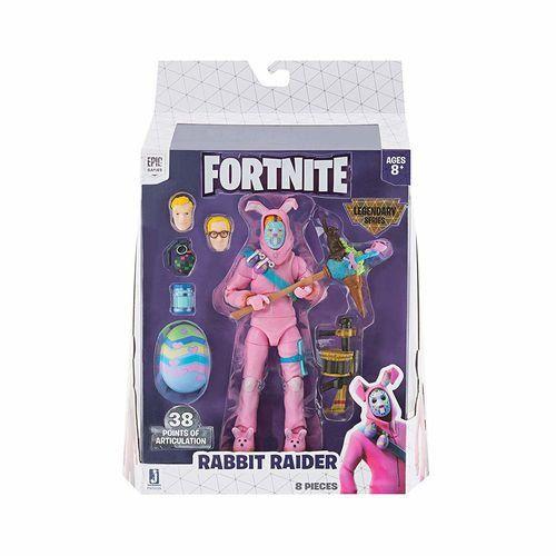 Action Figure Fortnite Série Legendária Rabbit Raider - Sunny