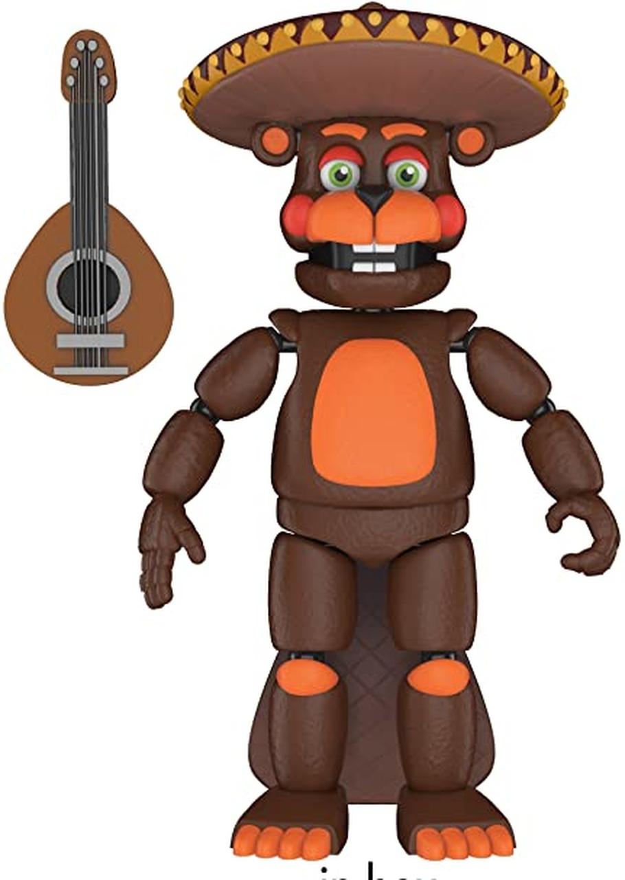 Action Figure Freddy (El Chip): Five Nights At Freddy's (Pizzeria Simulator) - Funko
