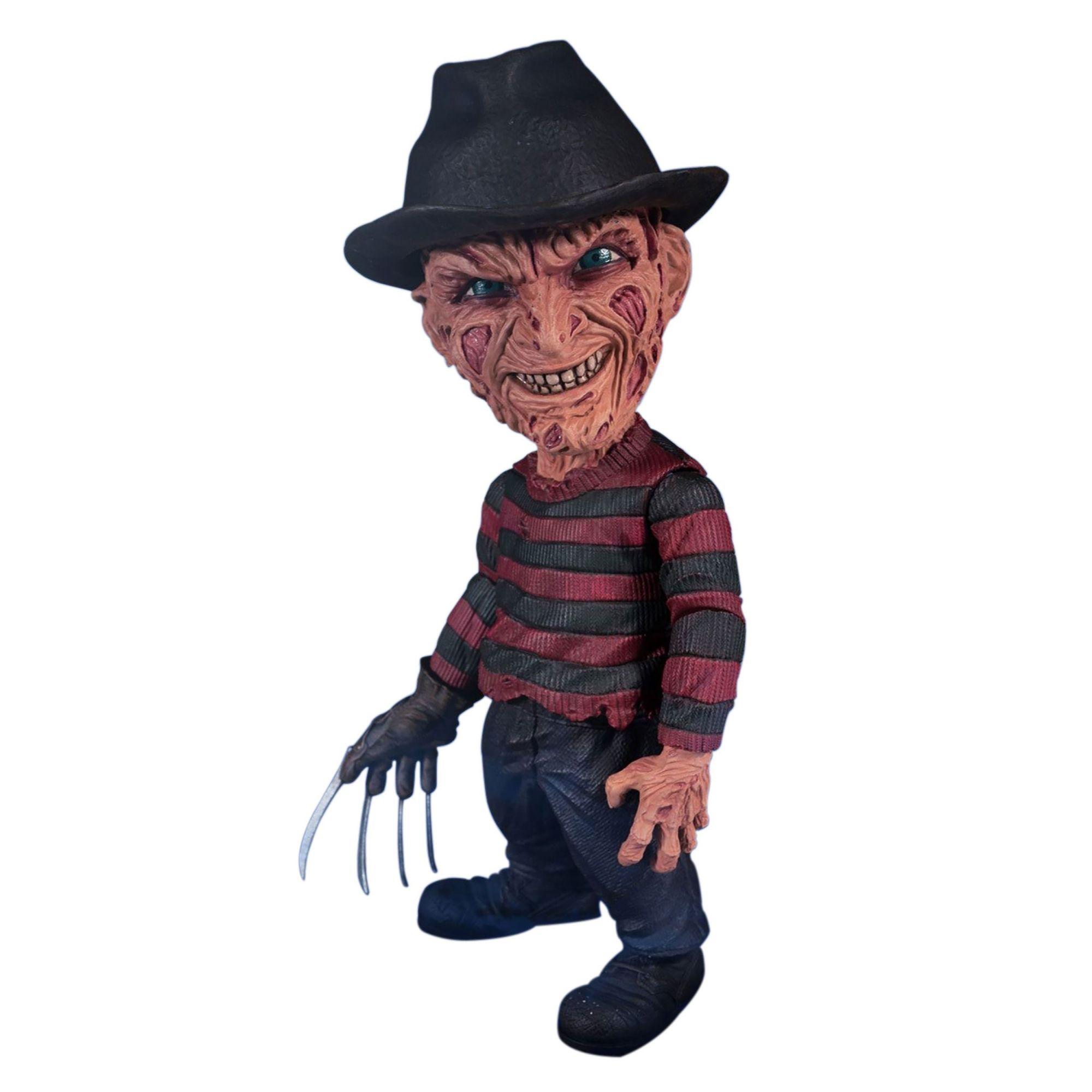 Action Figure Freddy Krueger: A Hora do Pesadelo 3 (A Nightmare on Elm Street 3) MDS (Boneco Colecionável) - Mezco