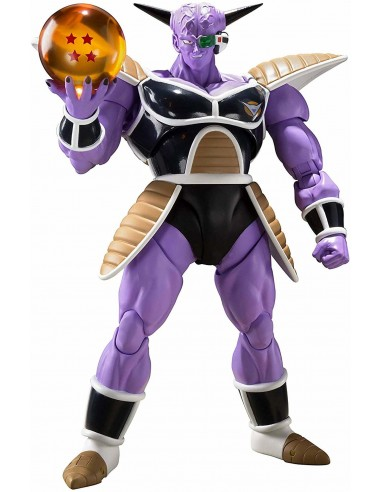 Action Figure Ginyu: Dragon Ball Z S.H.Figuarts - Bandai